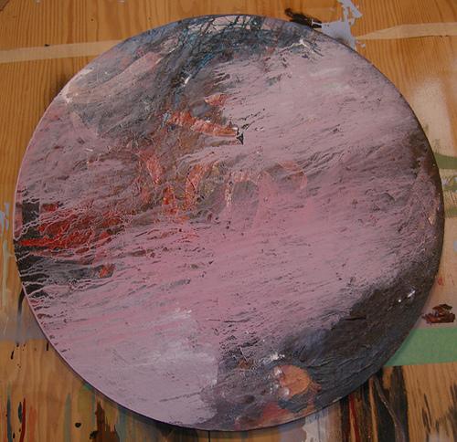 The Source, 2005, acrylic on panel