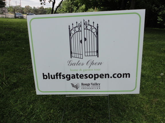 Second Annual Rouge Valley Health System Foundation Gates Open Home and Garden Tour June 14, 2014