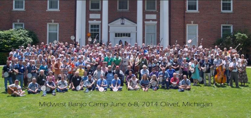 Midwest Banjo Camp 2014