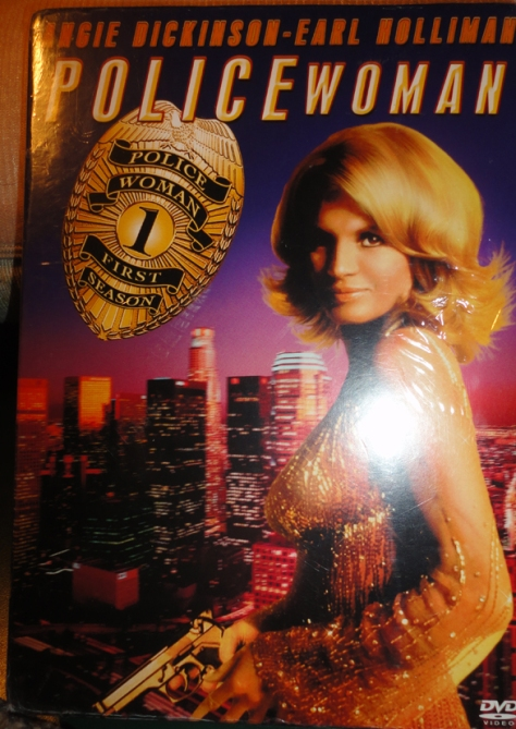 The Real Deal, Angie Dickinson, TV Series Police Woman