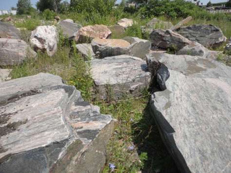 rock yard