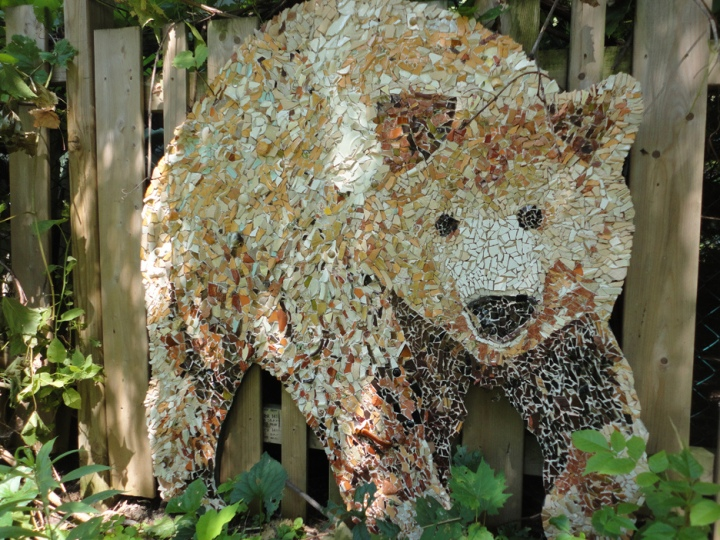 The Teddy Bear Mosaic