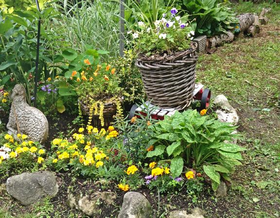 Lamb Garden