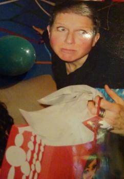 Birthday in Long Branch face
