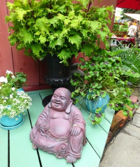 Buddha in Buffalo