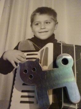 Growing up in Etobicoke face