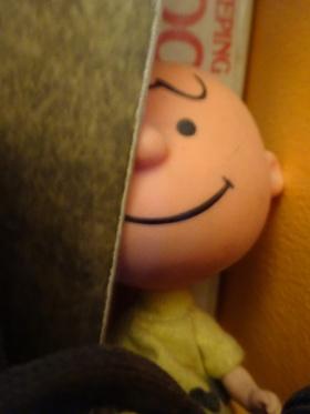 Peanuts face