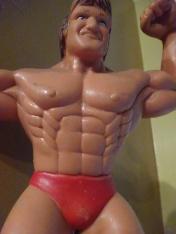 Wrestler face