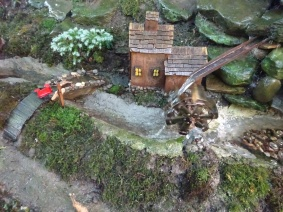 Miniature Village 2 Buffalo