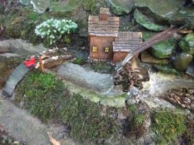 Miniature Village 2 Buffalo